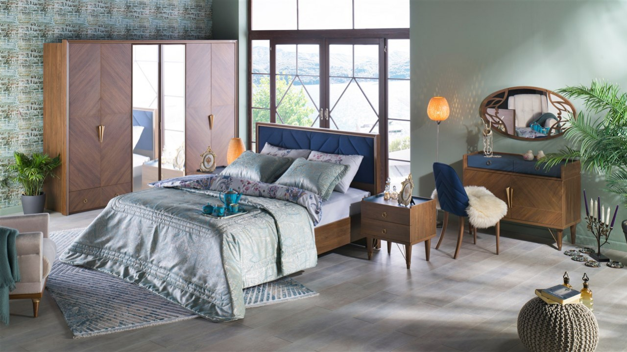 Palma Bedroom Set
