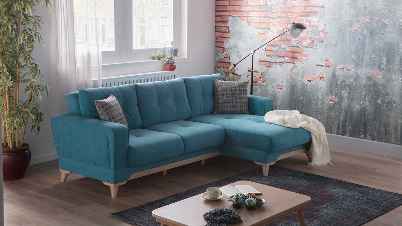 Elizya Corner Set