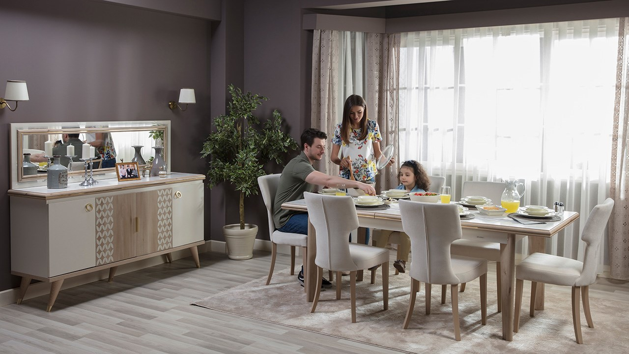 Elizya Dining Room
