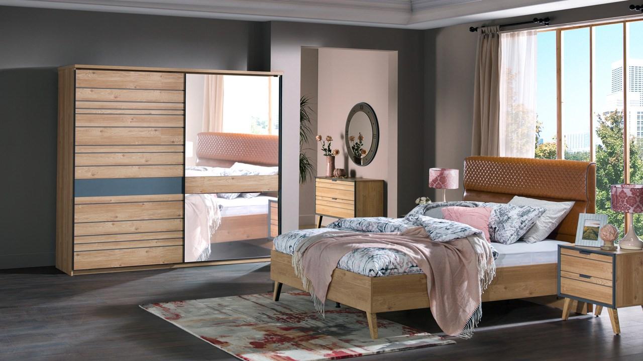 Спален комплект Indigo