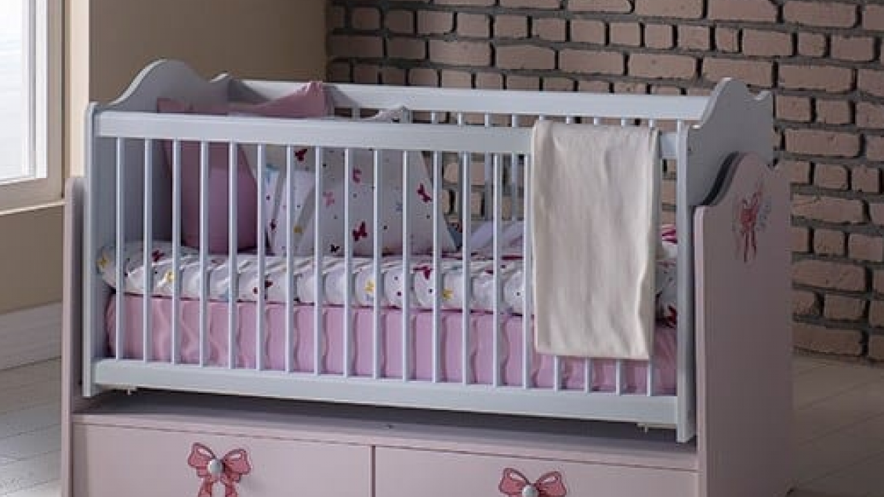 Бебешко легло Sweety